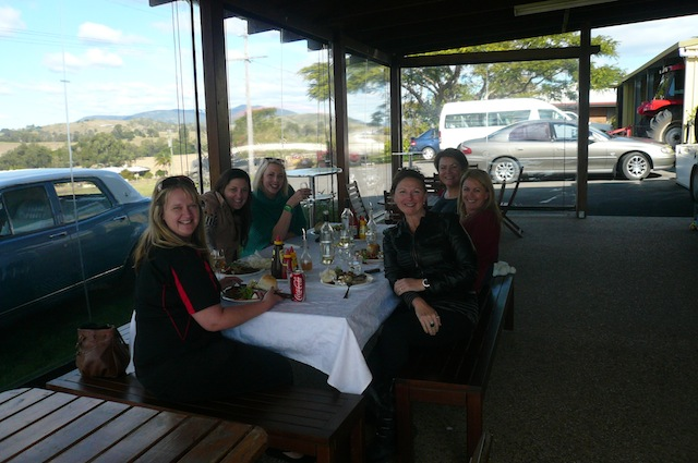 Winya Wines Cellar Door Guests