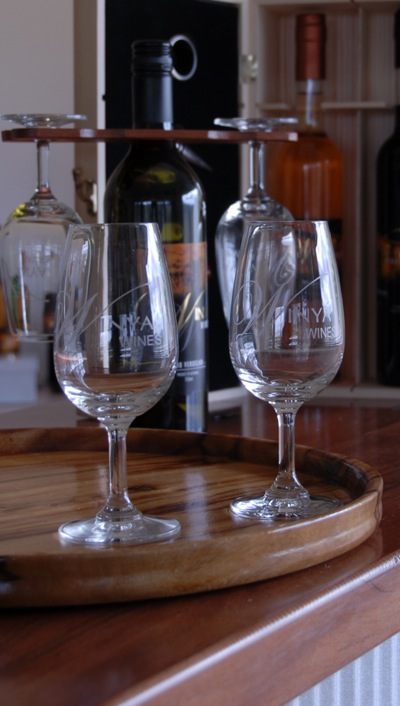 Winya Wines Cellar Door Glasses
