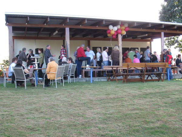 Winya Wines Cellar Door Opening