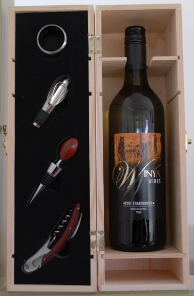 Winya Wines Cellar Door Single Box Gift